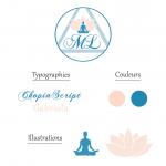 Elements qui composent le logo bien être