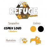Pour réaliser votre logo, nous utilisons des typographies et illustrations uniques