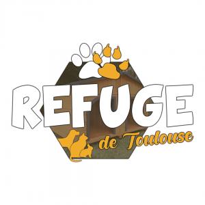 Logo pour refuge d'animaux sur Toulouse (fictif) réalisation sur demande