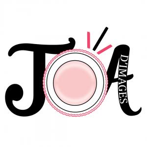 Logo réalisé à l'image de cette photographe JoA d'images